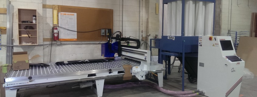 Thermwood Cut Centre